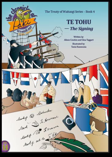 Te Tohu - The Signing